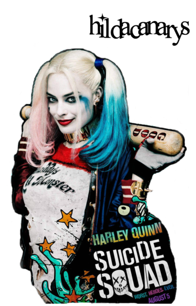 Harley Quinn PNG - 26540