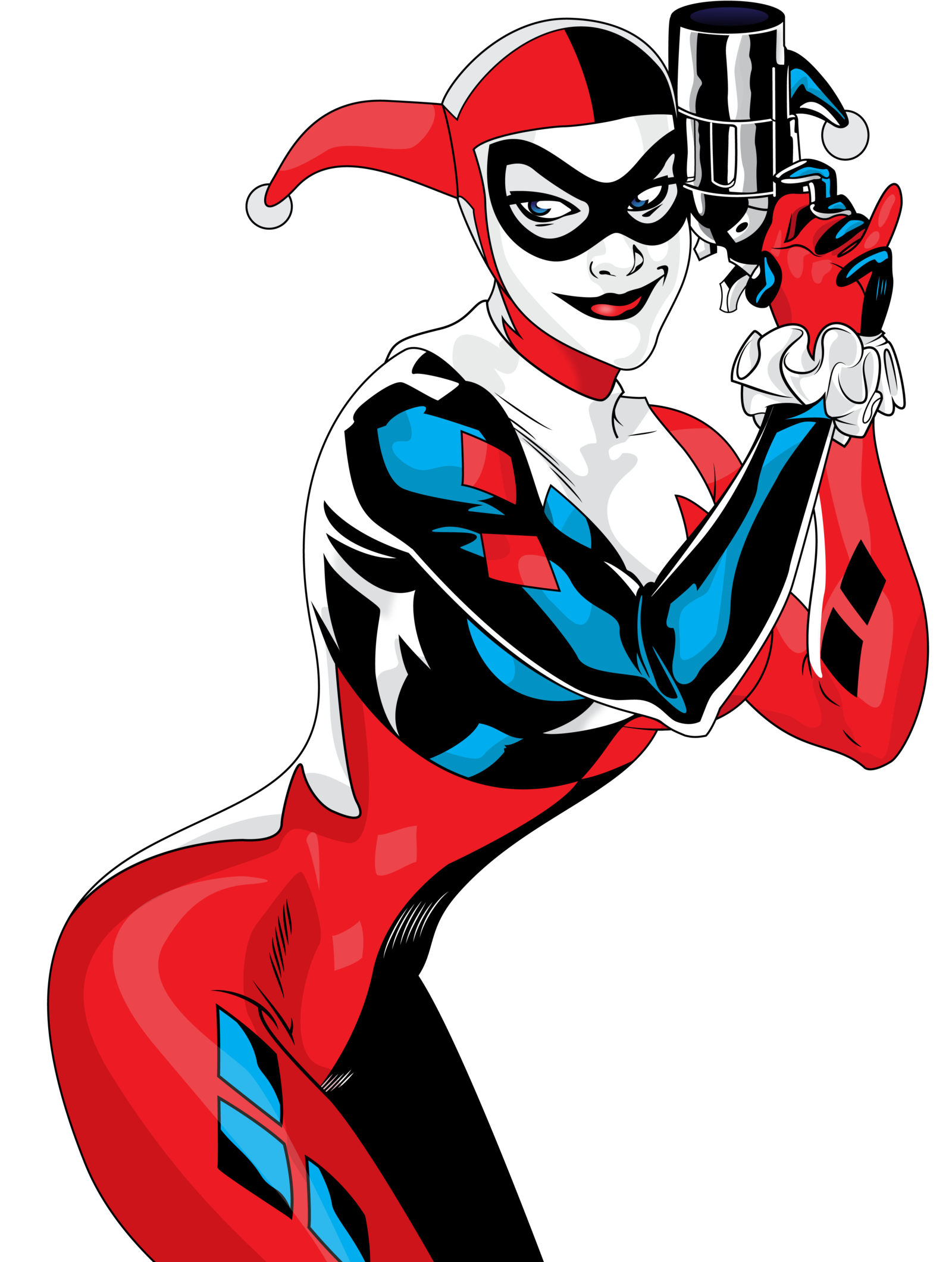 Harley Quinn PNG - 26543