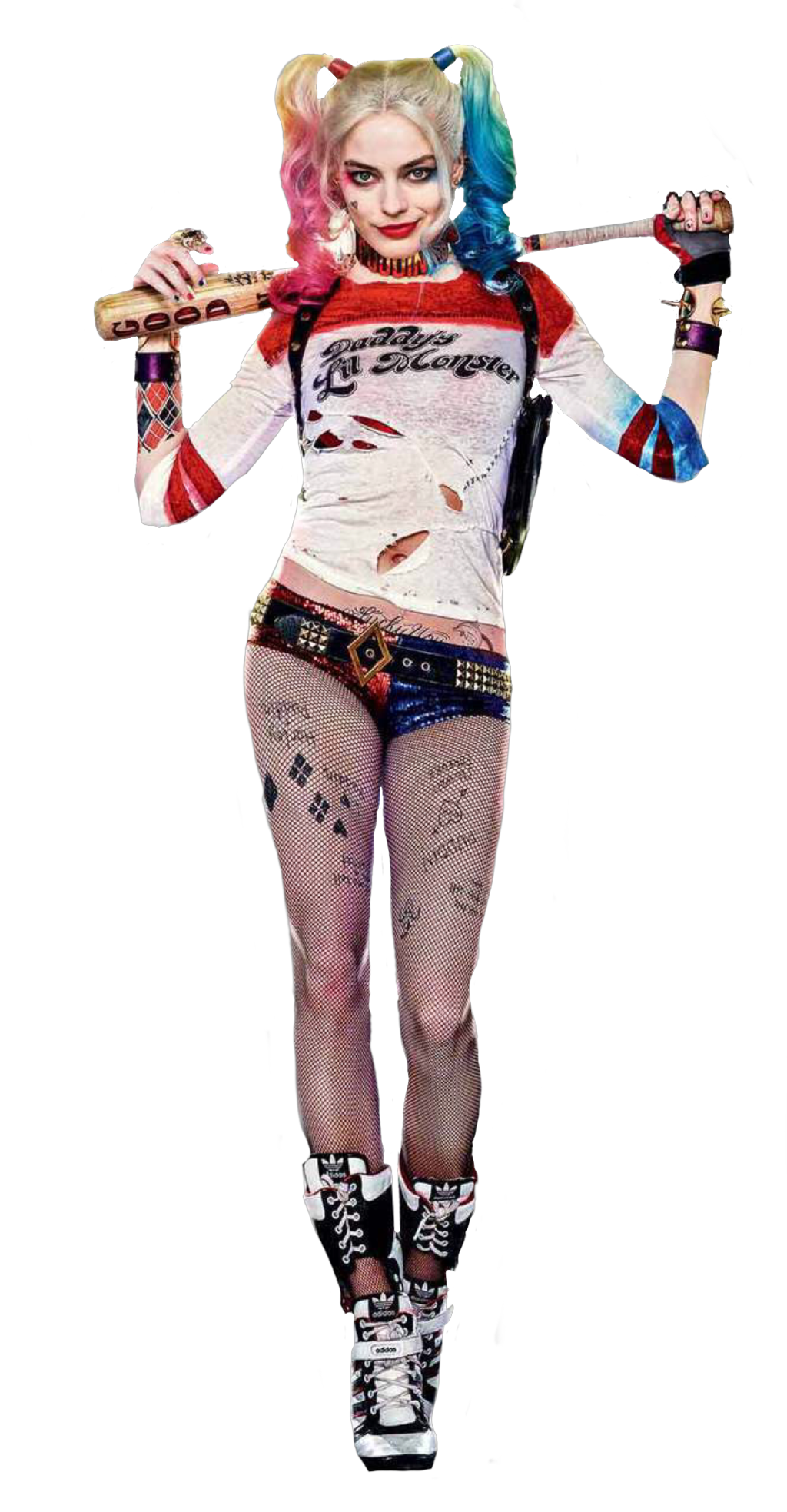 Harley Quinn Transparent Background - Harleyquinn HD PNG
