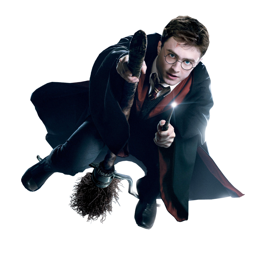 Harry Potter HD PNG-PlusPNG.com-1000 - Harry Potter HD PNG