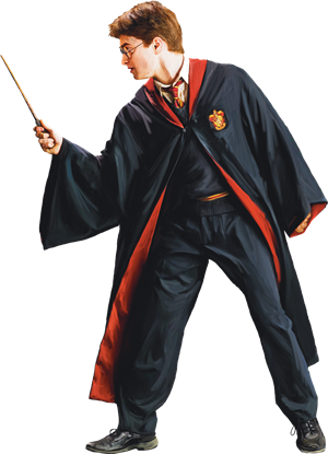 Clip Arts Related To : Harry Potter PNG HD - Harry Potter HD PNG