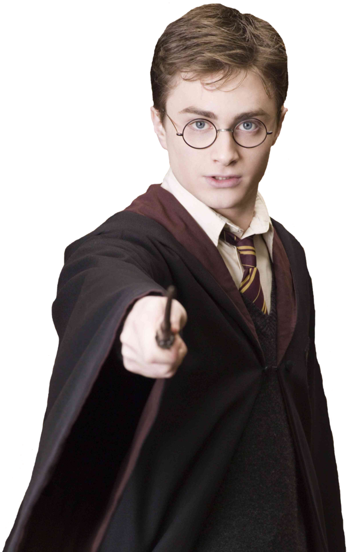 Harry Potter HD PNG - 90791