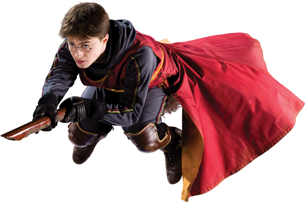 Harry Potter Broom Transparent PNG - Harry Potter HD PNG