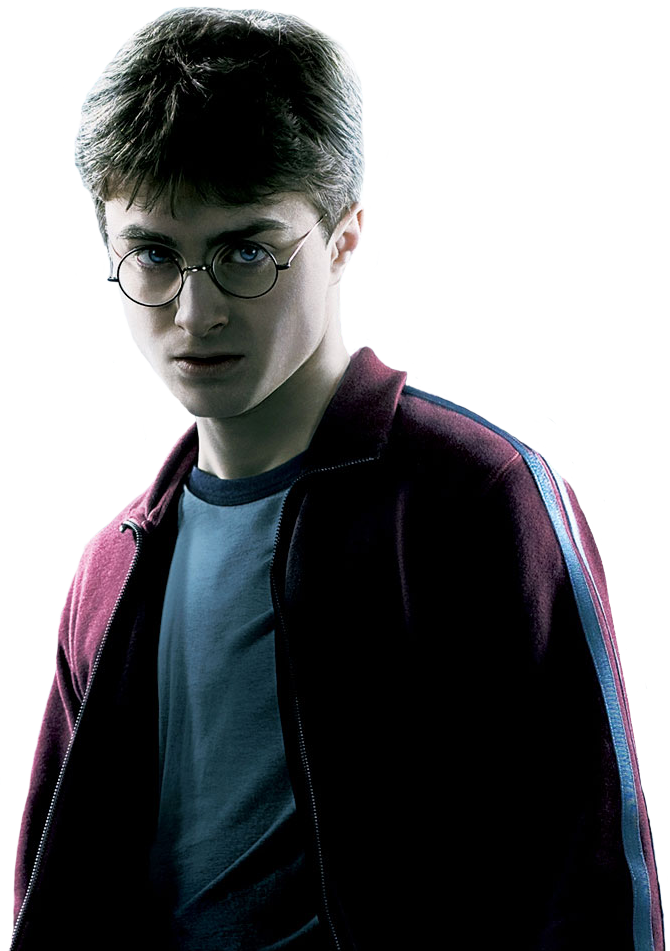 Harry Potter by CaptainJackHarkness PlusPng.com  - Harry Potter HD PNG