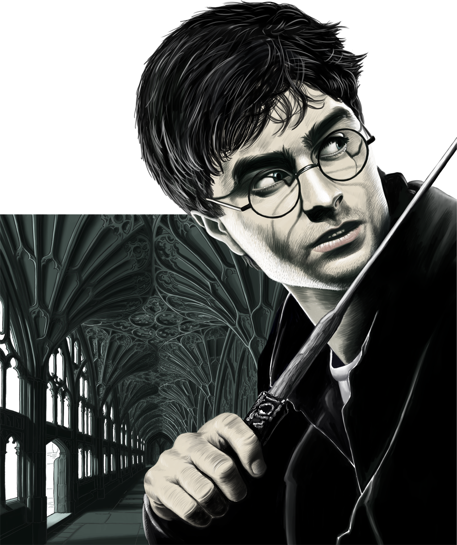 Harry Potter by DiegoBernardo Harry Potter by DiegoBernardo - Harry Potter HD PNG