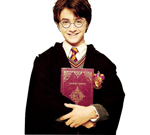 Harry Potter Png by Esra99 PlusPng.com  - Harry Potter HD PNG