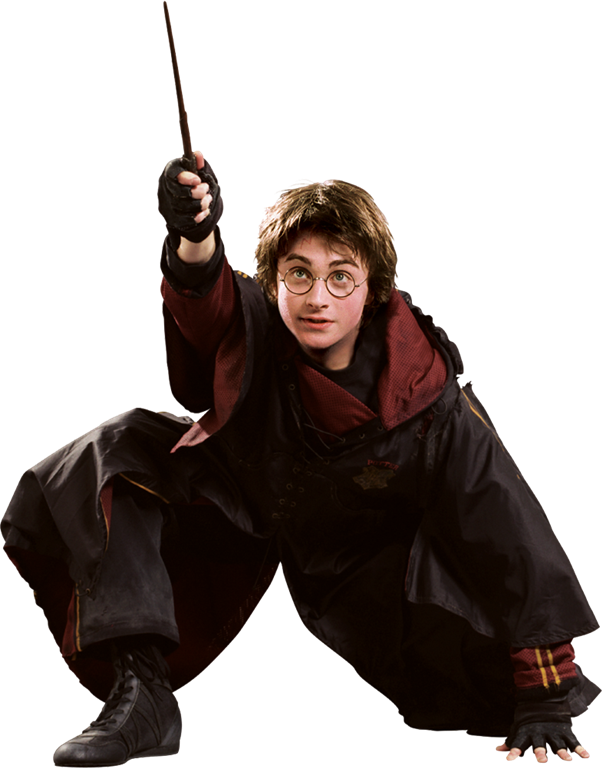 Harry Potter HD PNG - 90775