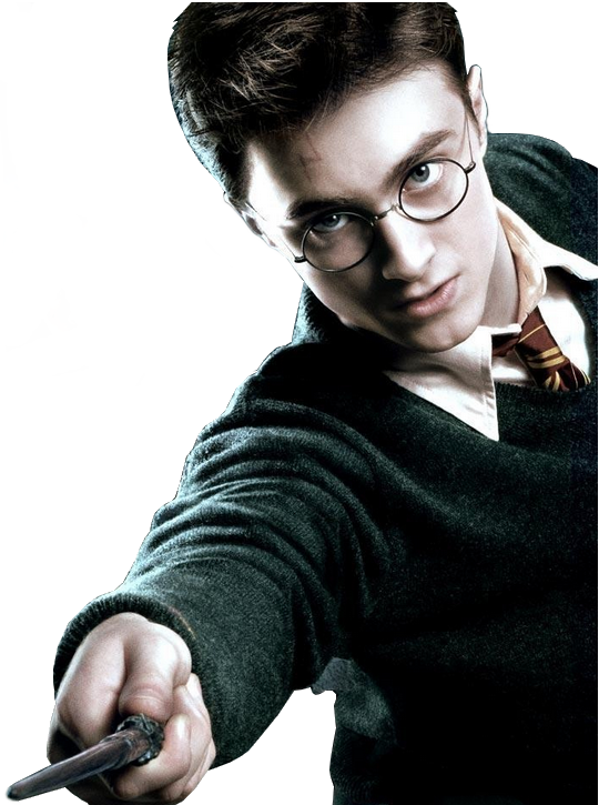 Harry Potter PNG Transparent - Harry Potter HD PNG
