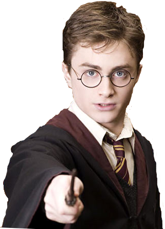 Harry Potter Transparent PNG Image - Harry Potter HD PNG