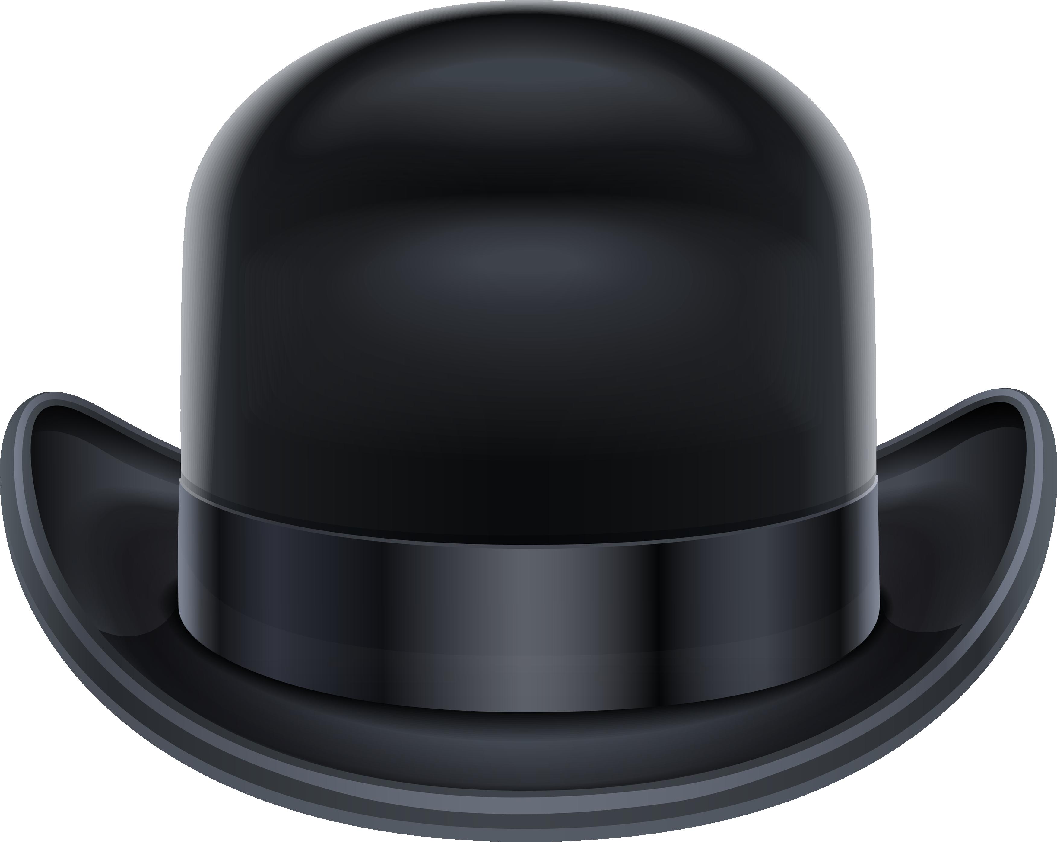 Black hat PNG image - Hat PNG