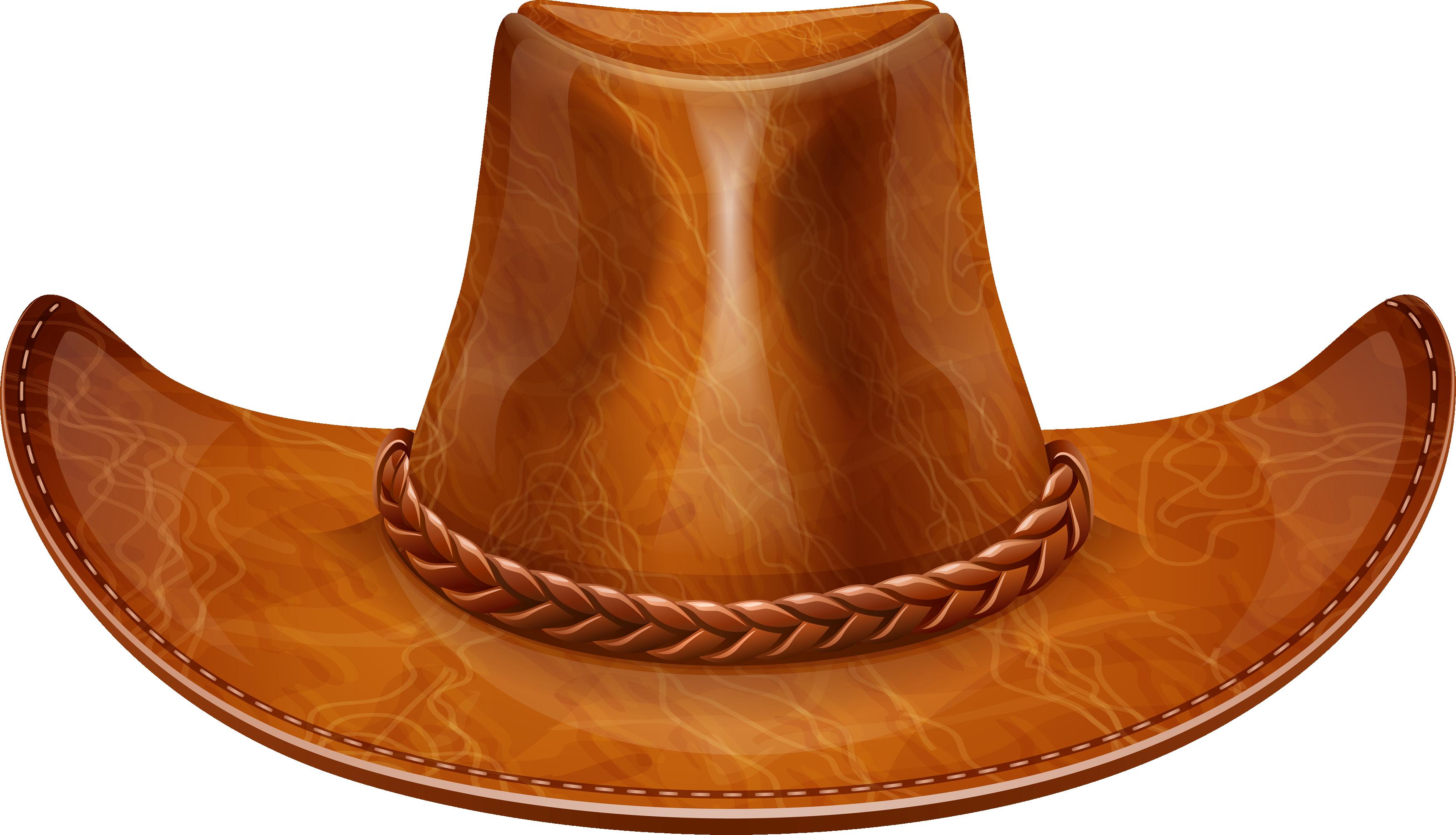 Cowboy hat PNG image - Hat PNG