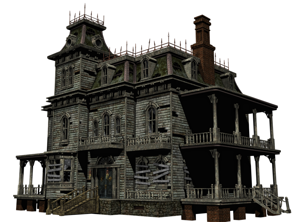 Haunted Mansion PNG - 50874