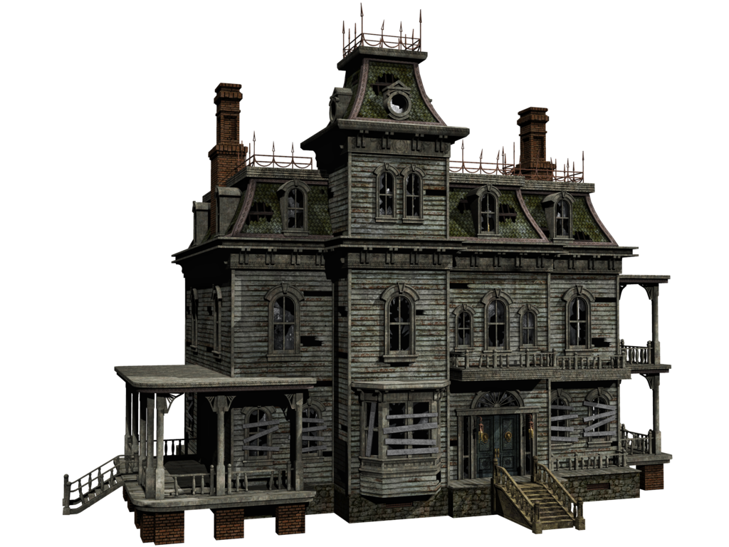 Haunted Mansion PNG - 50876