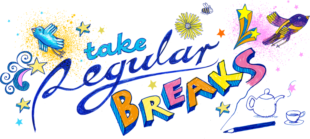 Go for a walk, read the next chapter of your book or have a 30 second dance  party at your desk. Whatever you choose to do, taking a break is a great PlusPng.com  - Have A Break PNG