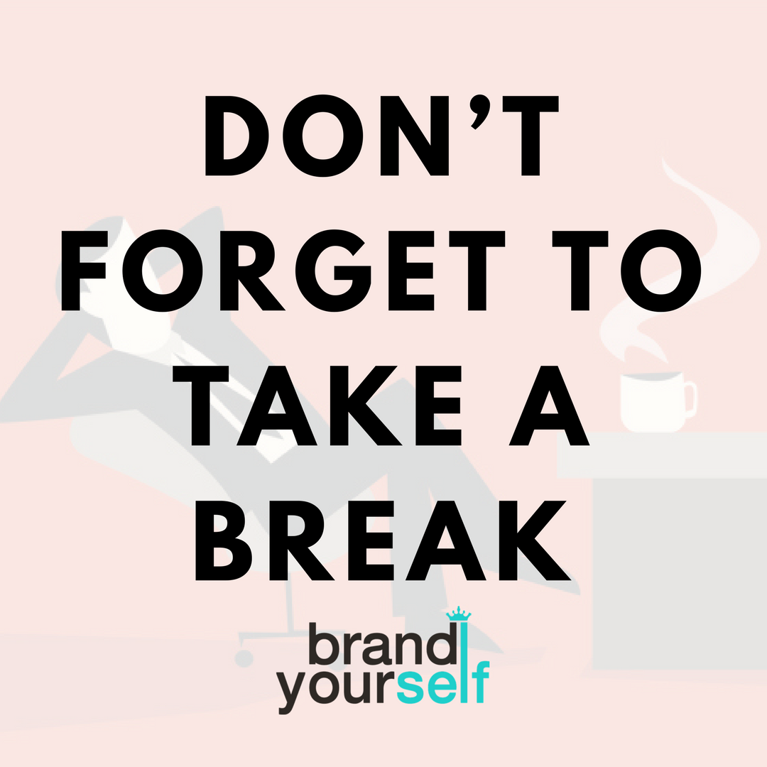 Go outside, celebrate with family and peers. These little breaks that you  have will help you in the long run. - Have A Break PNG