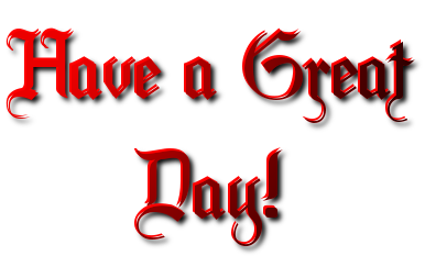 Have A Good Day PNG HD