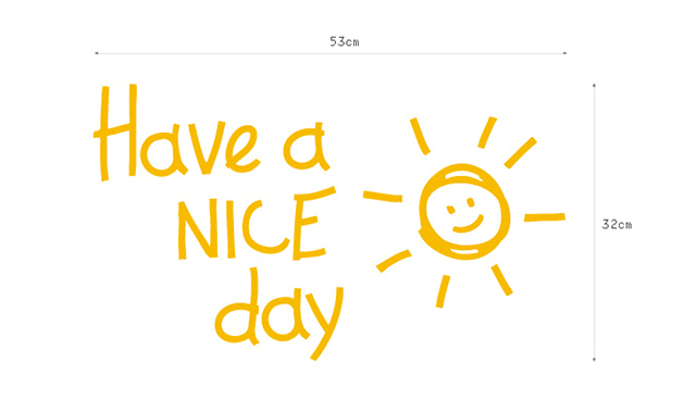 . PlusPng.com Picture Of Have A Nice Day - Have A Nice Day PNG