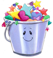 bucket filler logo - Have You Filled A Bucket Today PNG