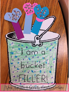 Have You Filled A Bucket Today- I am a Bucket FILLER Activity! - Have You Filled A Bucket Today PNG