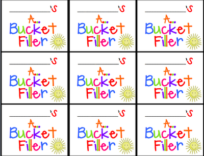 Laughing with Lane: Have You Filled a Bucket Today? - Have You Filled A Bucket Today PNG