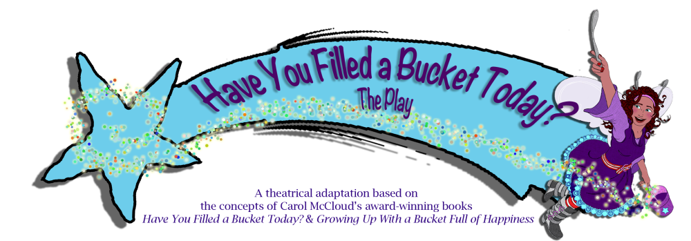 Main menu - Have You Filled A Bucket Today PNG