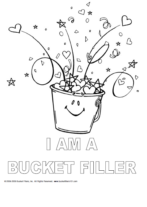 Megan Recommends u2013 Have You Filled A Bucket Today? | Tips on the Tips - Have You Filled A Bucket Today PNG
