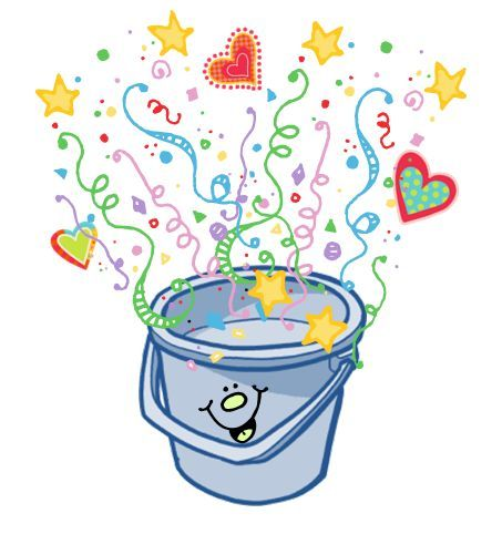 The Creative School Counselors: Fill-A-Bucket Prezi Lesson - Have You Filled A Bucket Today PNG