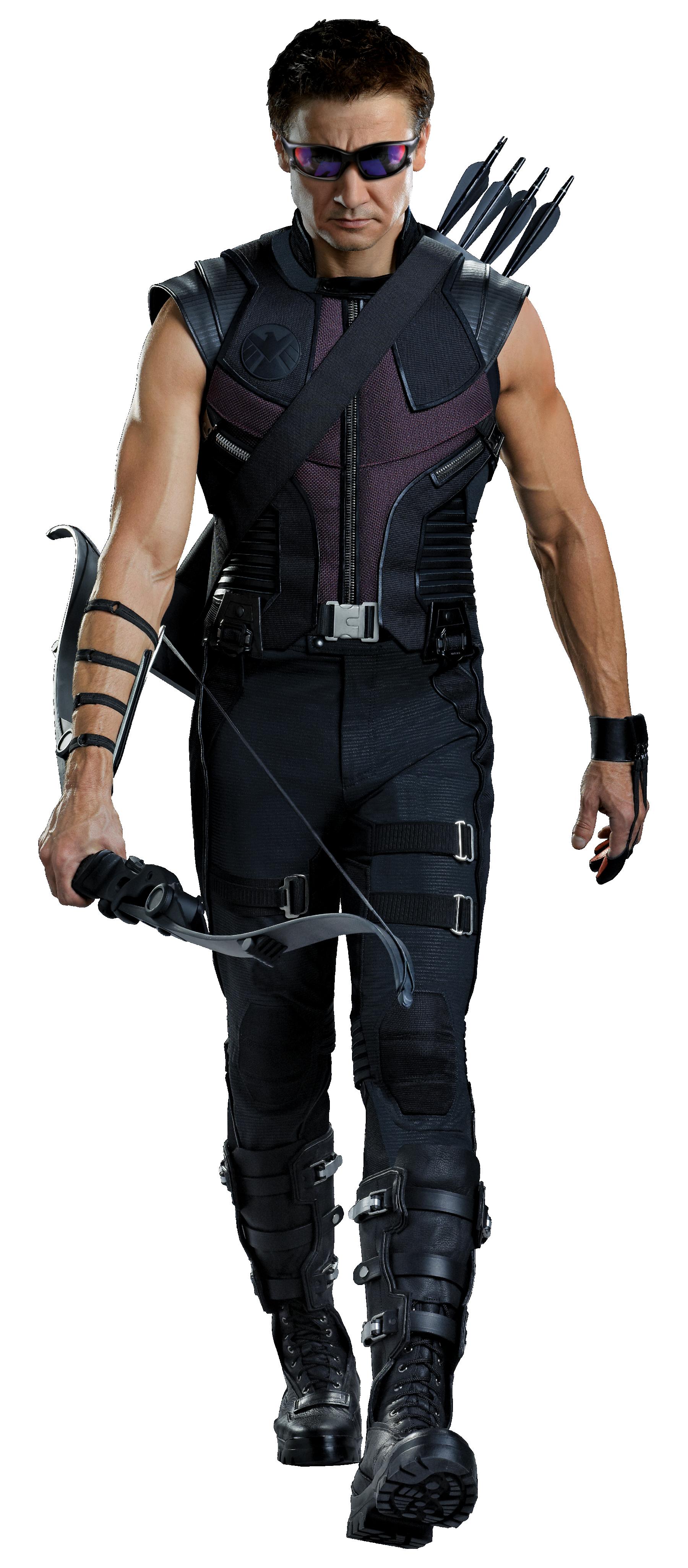 Hawkeye.png - Hawkeye HD PNG
