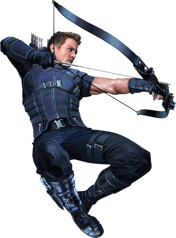 Hawkeye-PNG-File.png - Hawkeye HD PNG
