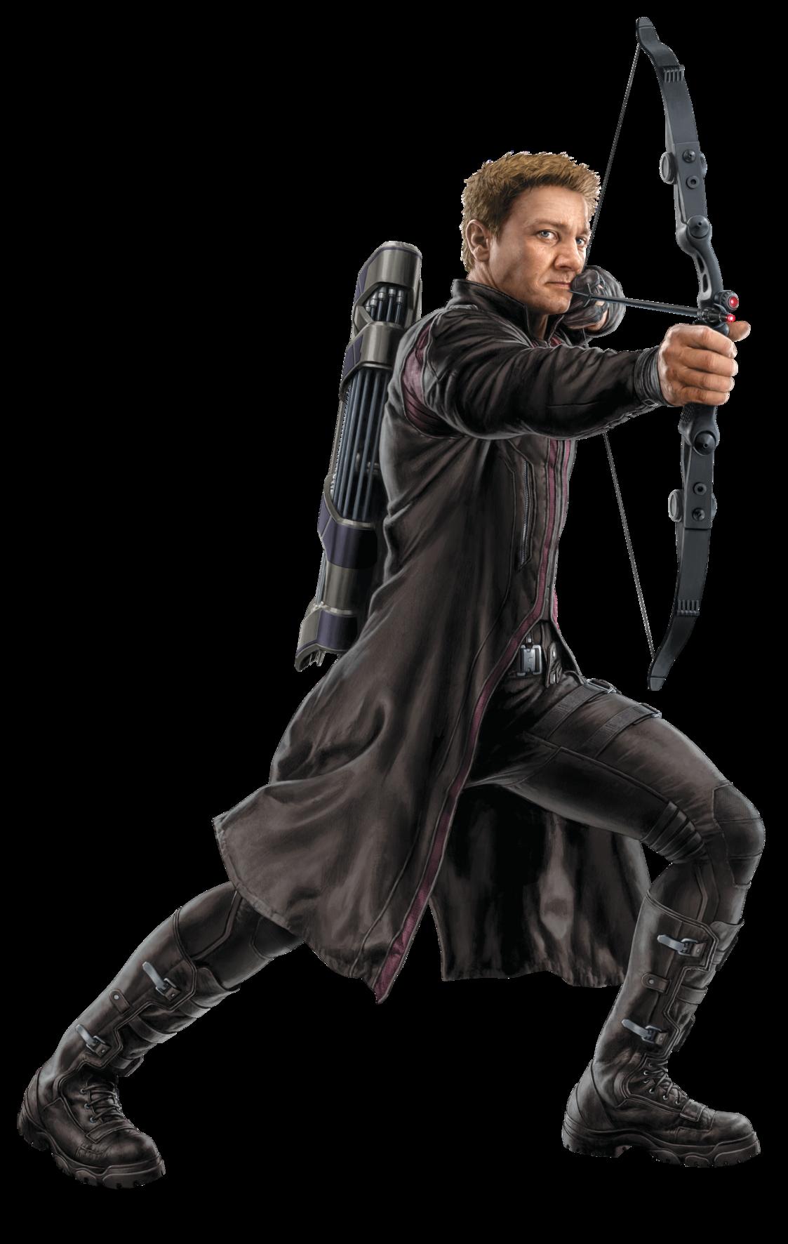 AoU Hawkeye 0001.png - Hawkeye PNG