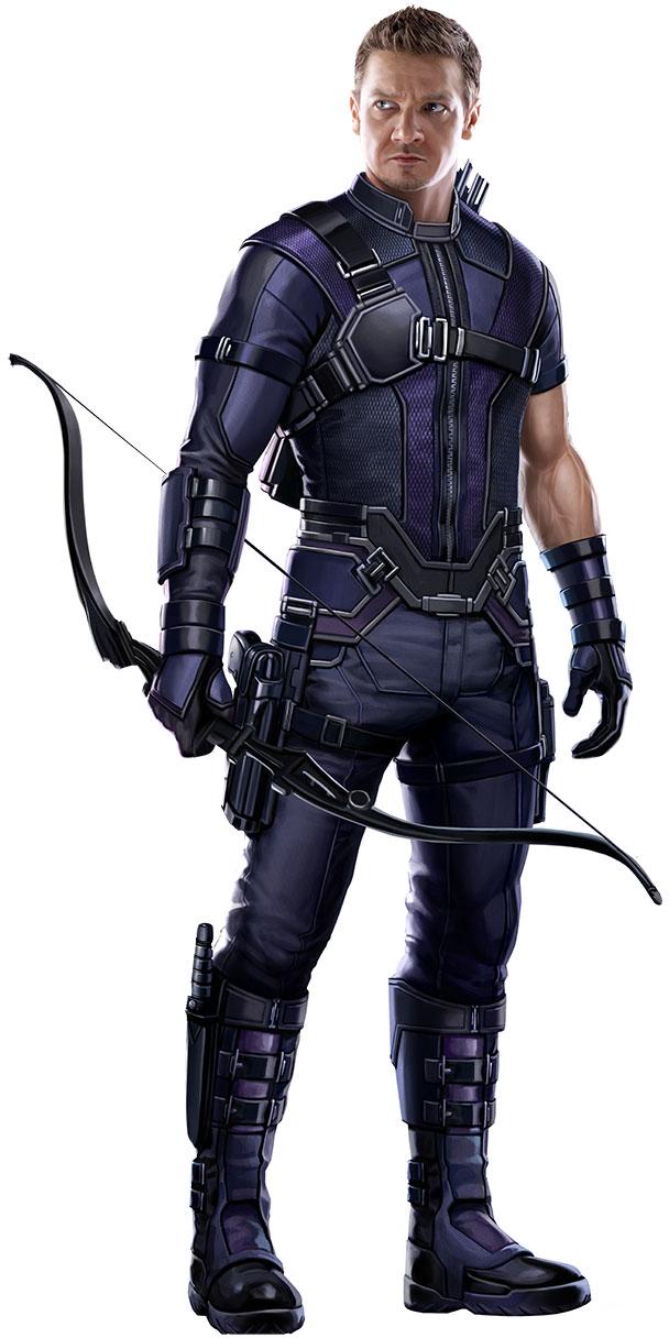 Captain America: Civil War - Hawkeye 02 PNG by ImAngelPeabody PlusPng.com  - Hawkeye PNG