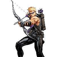 Hawkeye Png Clipart PNG Image - Hawkeye PNG
