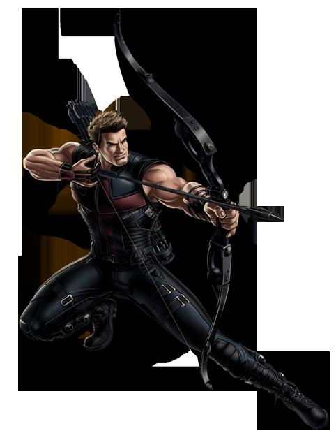 PNG File Name: Hawkeye PlusPng.com  - Hawkeye PNG