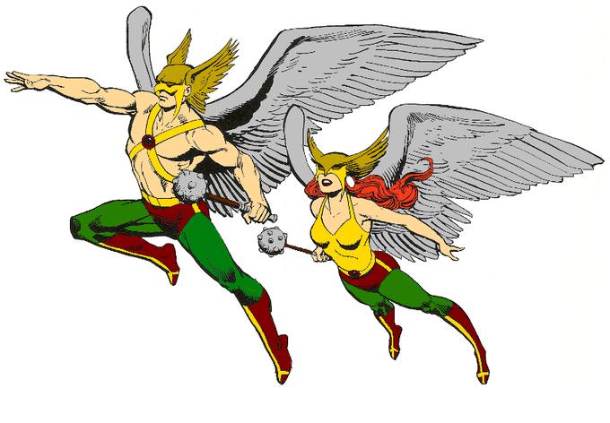 Hawkman PNG - 25824