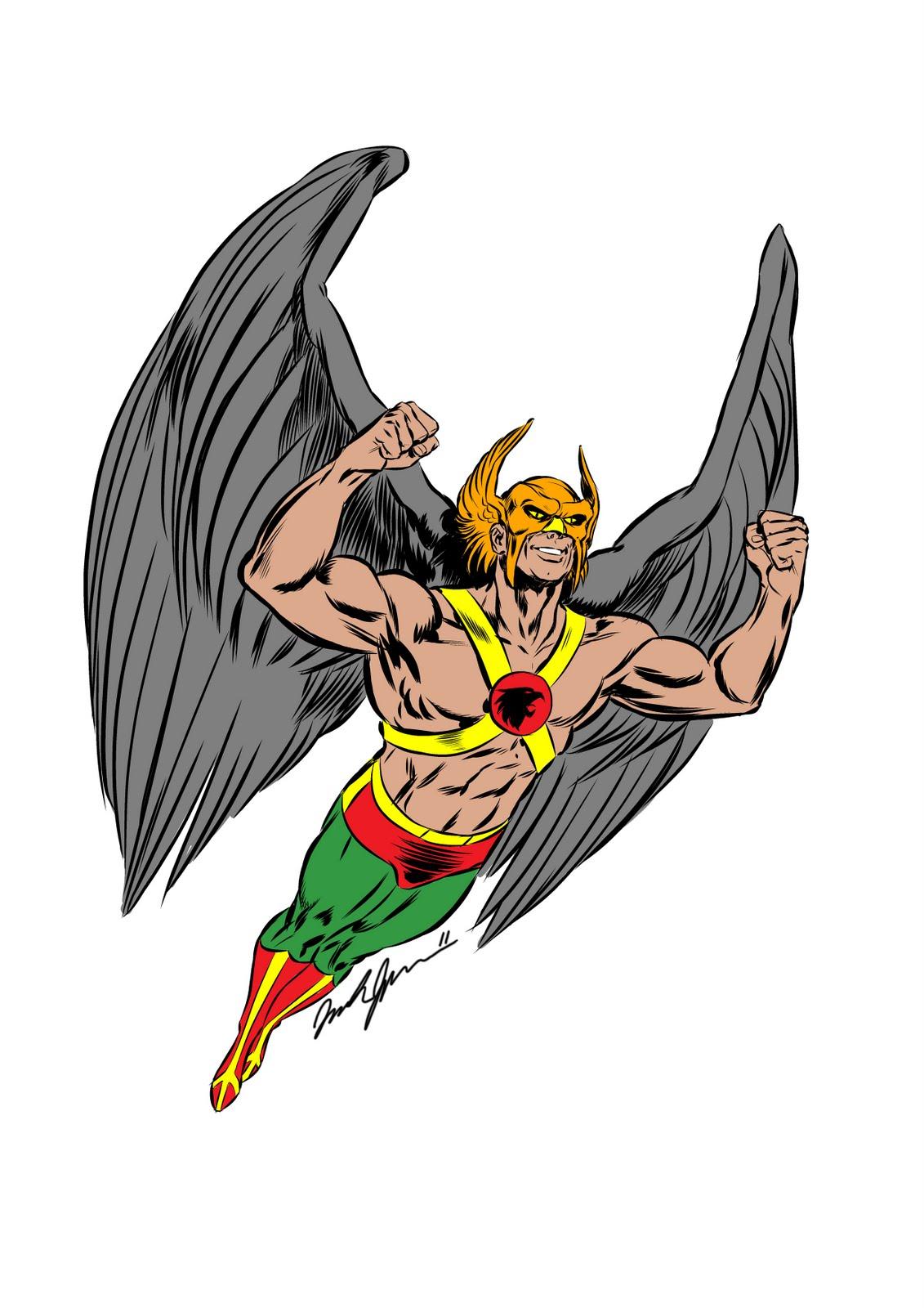 Hawkman PNG - 25816