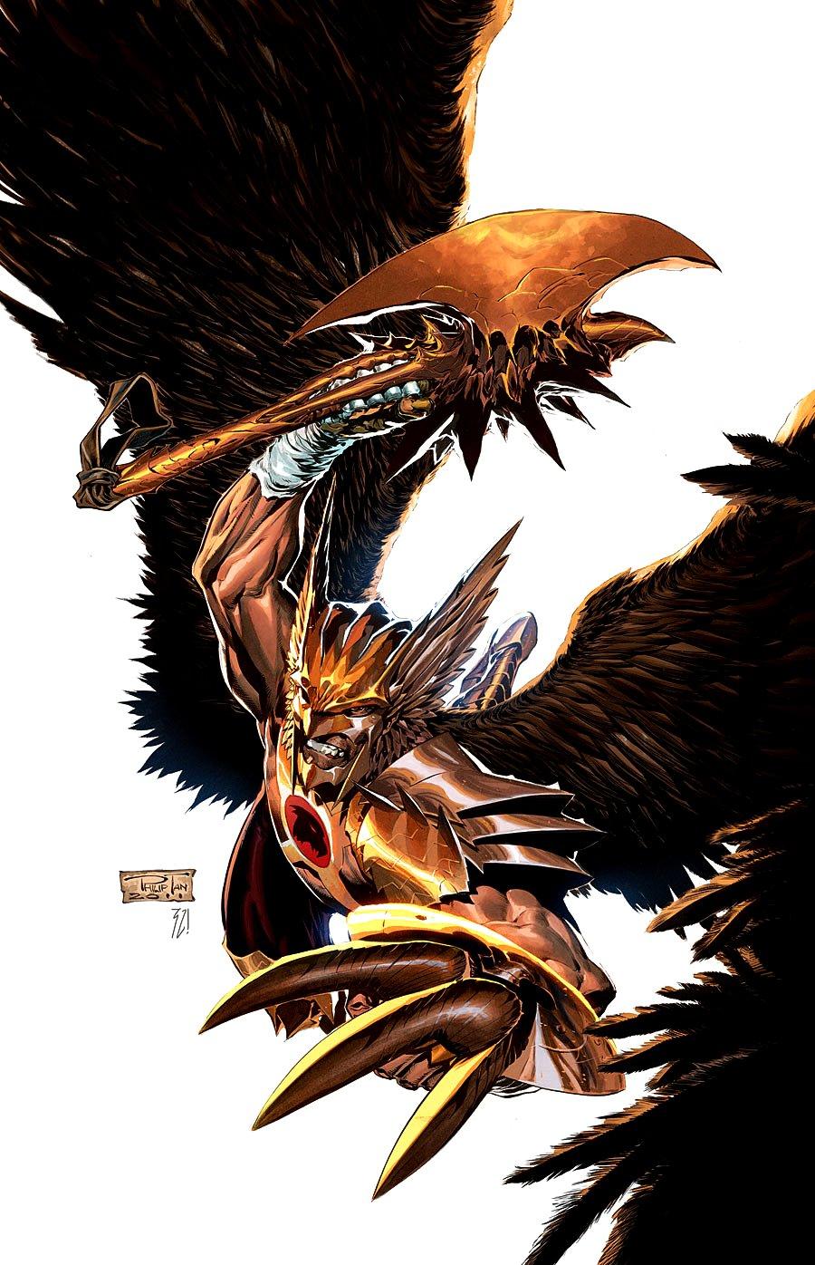 Hawkman PNG - 25817