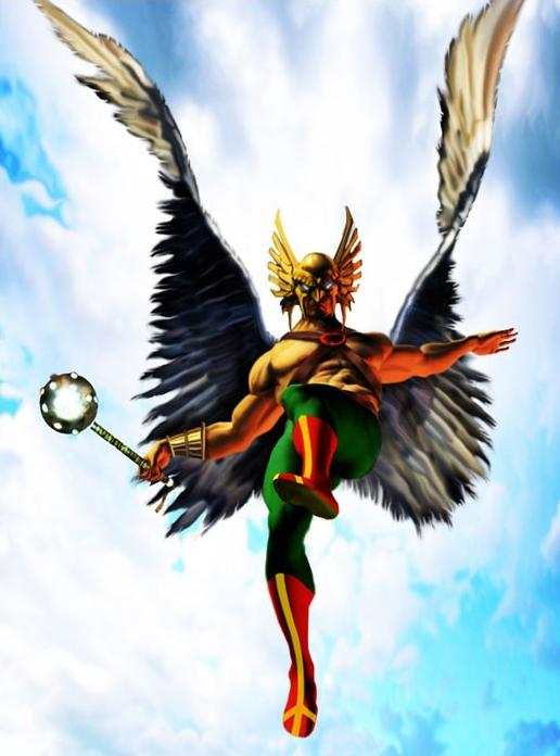 Hawkman PNG - 25829