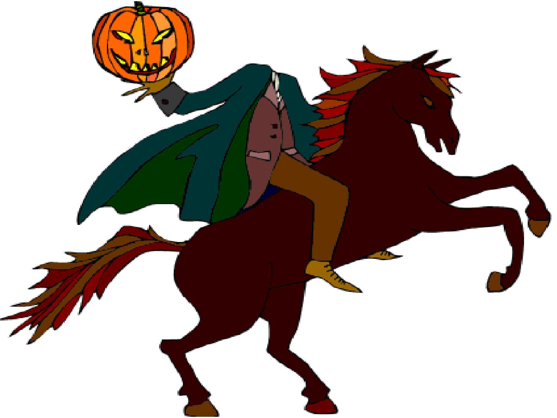 Filename: logo-headless-horseman3.jpg - Headless Horseman PNG
