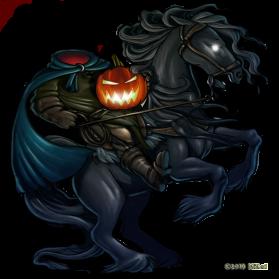 Headless Horseman PNG Transparent Image - Headless Horseman PNG
