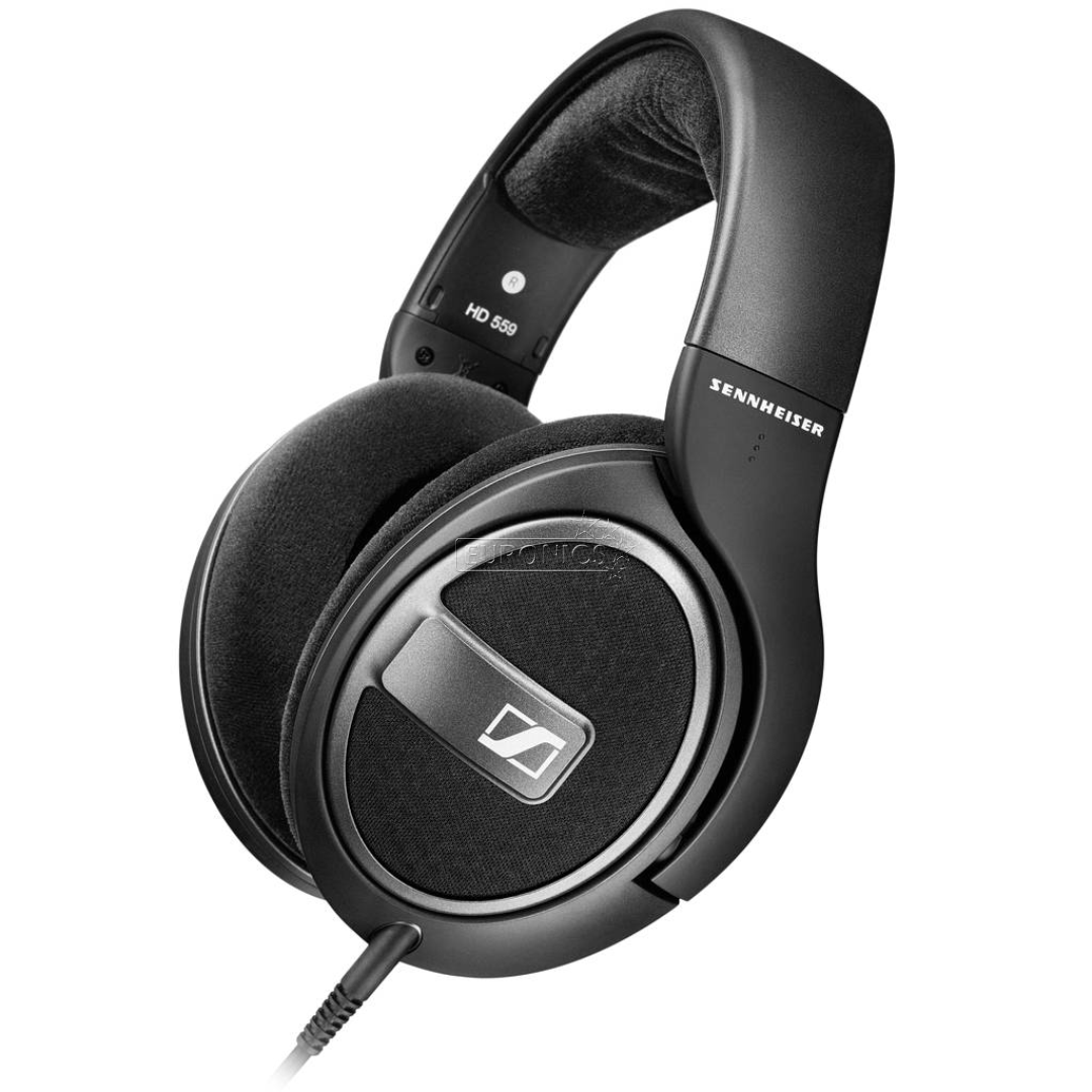 Headphones HD 559, Sennheiser - Headphones HD PNG