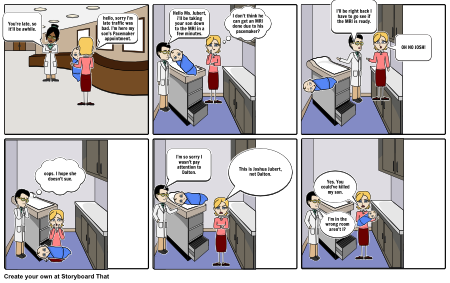 health occupations bad comic strip - Health Occupations PNG
