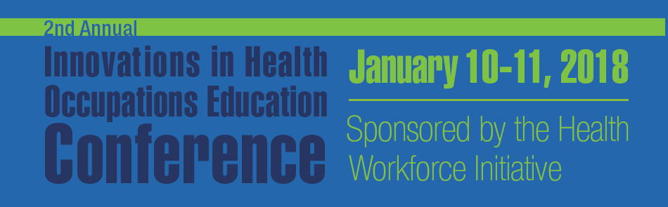 Register Today: Innovations in Health Occupations Education 2018 - Health Occupations PNG