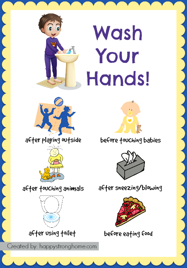 Healthy Habits For Kids PNG - 51616