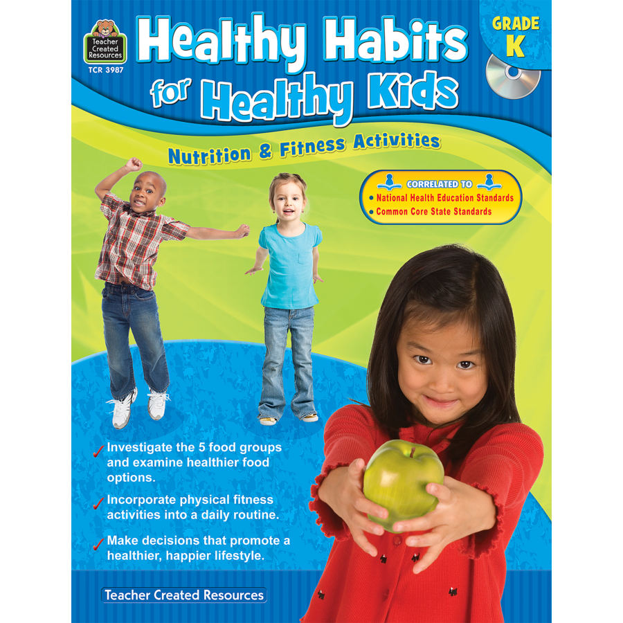 Healthy Habits For Kids PNG - 51621