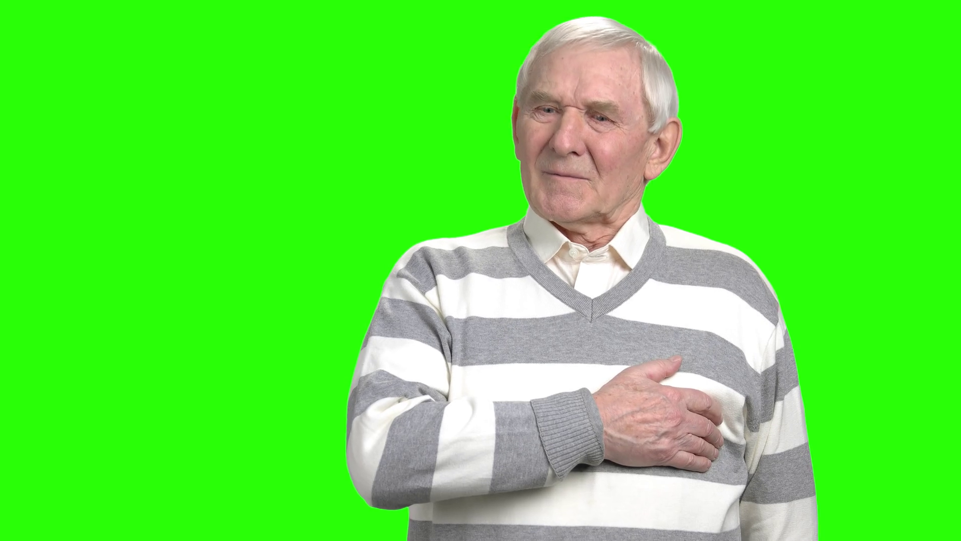 Old man has heart attack. Grandpa touching his chest and going to die,  green hromakey background. Stock Video Footage - VideoBlocks - Heart Attack PNG HD