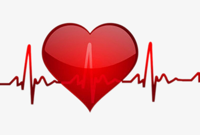 Heart Beat PNG HD - 130572