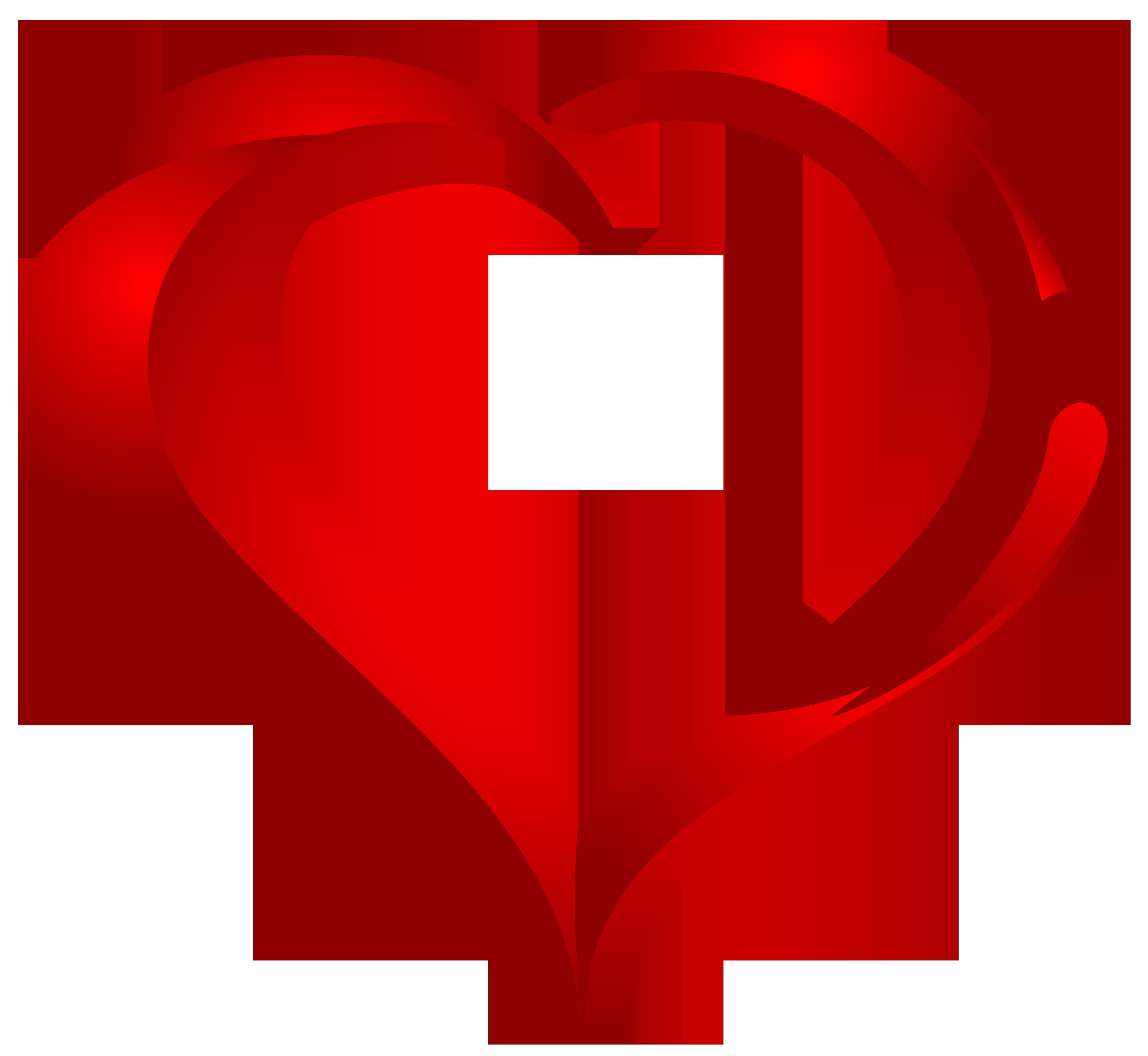 Beautiful clipart of heart - Heart HD PNG