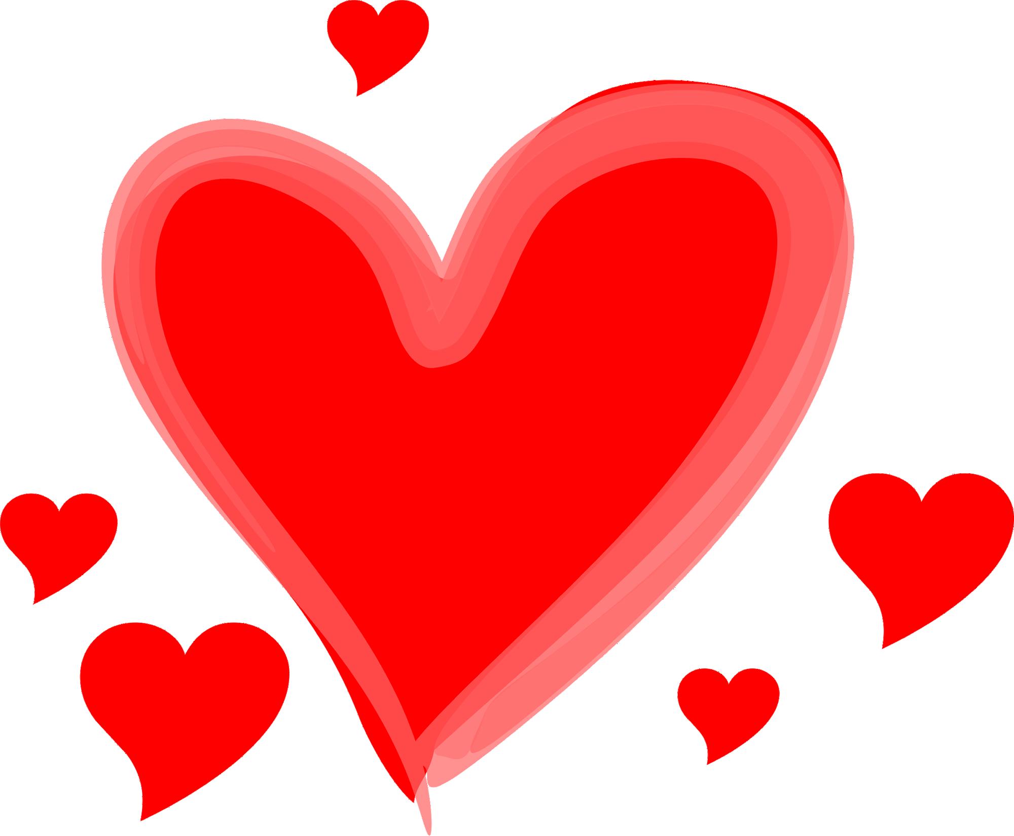 Heart Png - 1000 pics - Heart HD PNG