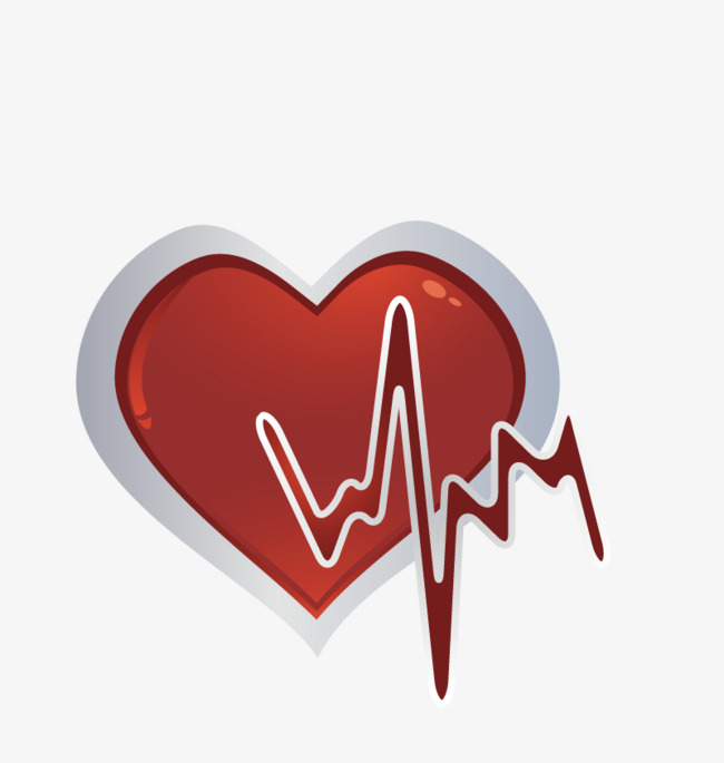 Vector heart beat, Hd, Vector, Pulse PNG and Vector - Heart Jpg PNG HD