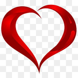 HD a red heart, Red Heart, Heart-shaped, Png Picture PNG Image - Heart PNG HD Free